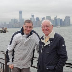 Pap en ik (New York)
